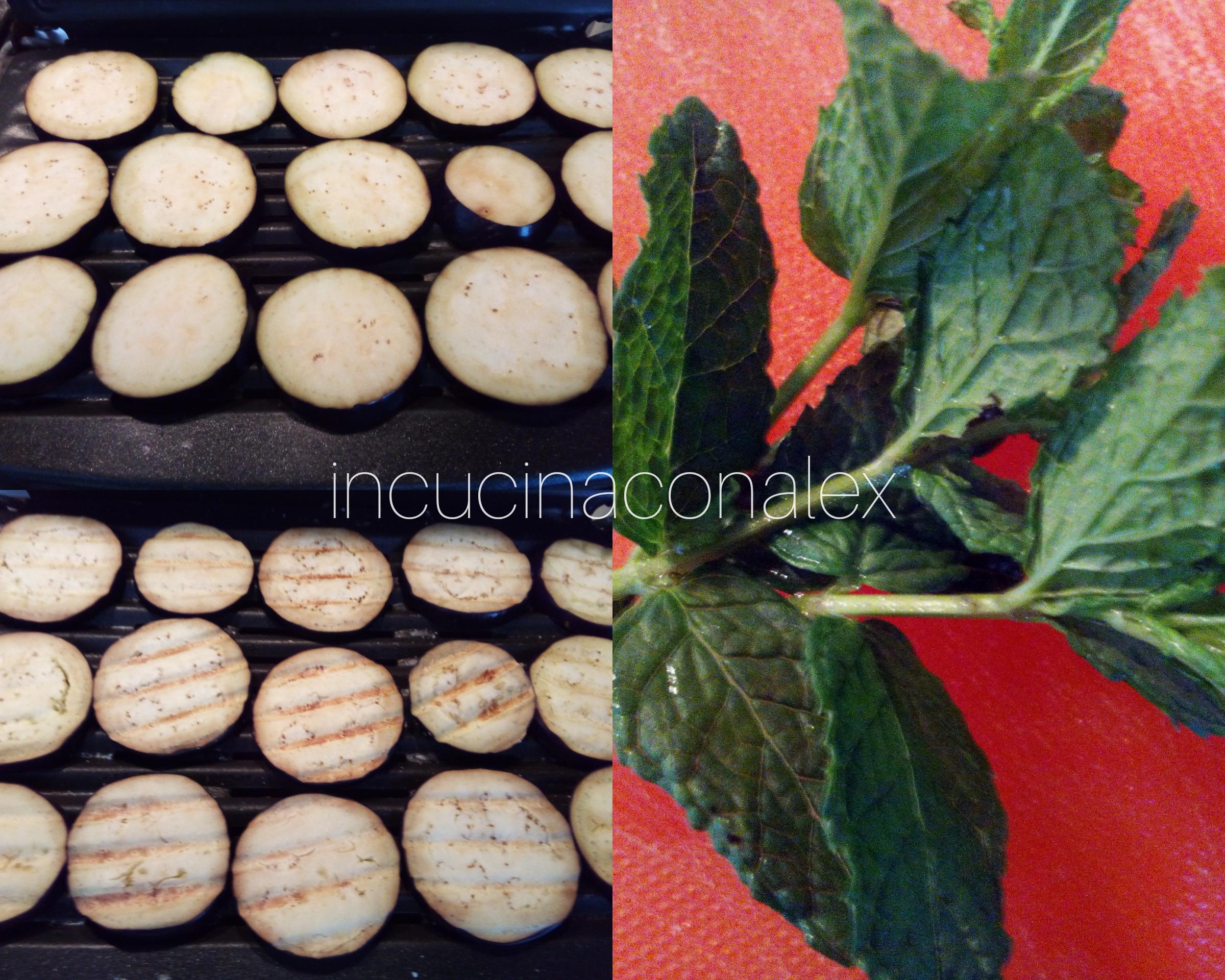 Vediamo come fare le melanzane grigliate