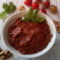 Pesto di pomodori secchi sott'olio e noci