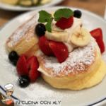 Fluffy Pancake Giapponesi
