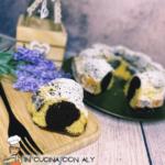 Torta Ciambella Bicolore