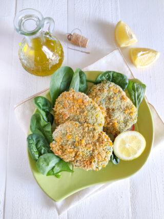 spinacine di pollo al forno