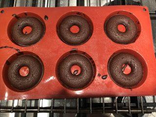 ciambelline soffici al cacao