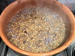 zuppa riso lenticchie cavolfiore