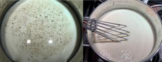 latte semolino