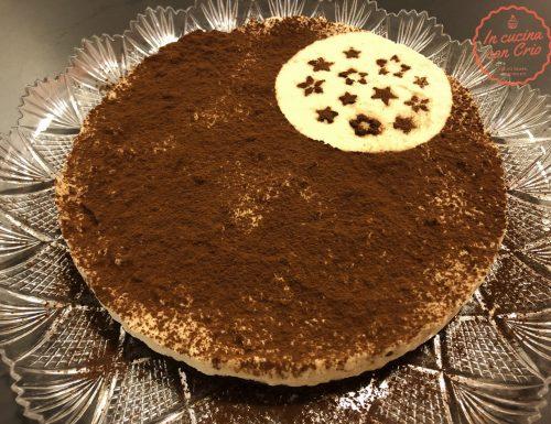 Cheesecake al cremino senza cottura