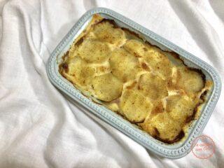 sformato patate prosciutto e formaggio
