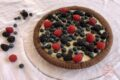 Crostata al cioccolato bianco e frutti di bosco