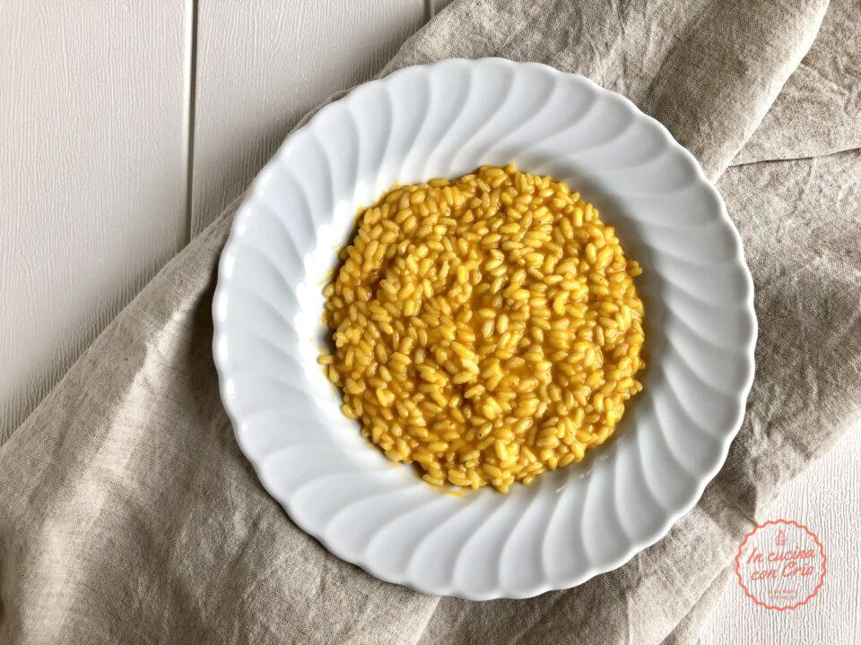 Risotto alla zucca con Cuisine Companion ricetta