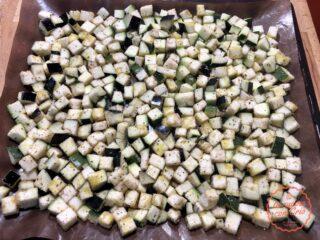 melanzane e zucchine al forno