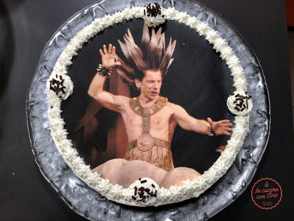 torta compleanno crema diplomatica