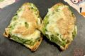 Crostini zucchine e mozzarella facili e veloci