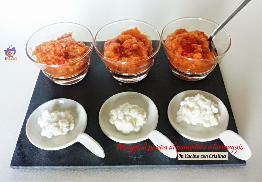 La cucina italiana antipasti assaggi di pappa al pomodoro for Cucina antipasti