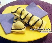 Dolci e Dessert veloci, Duplo fatti con pasta brisé