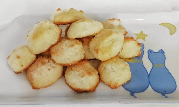 Ricetta biscotti morbidi al cocco