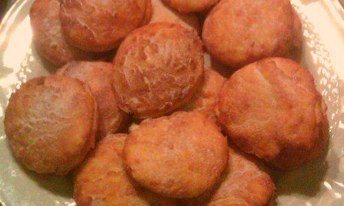Frittelle Agli Agrumi Con La Marmellata