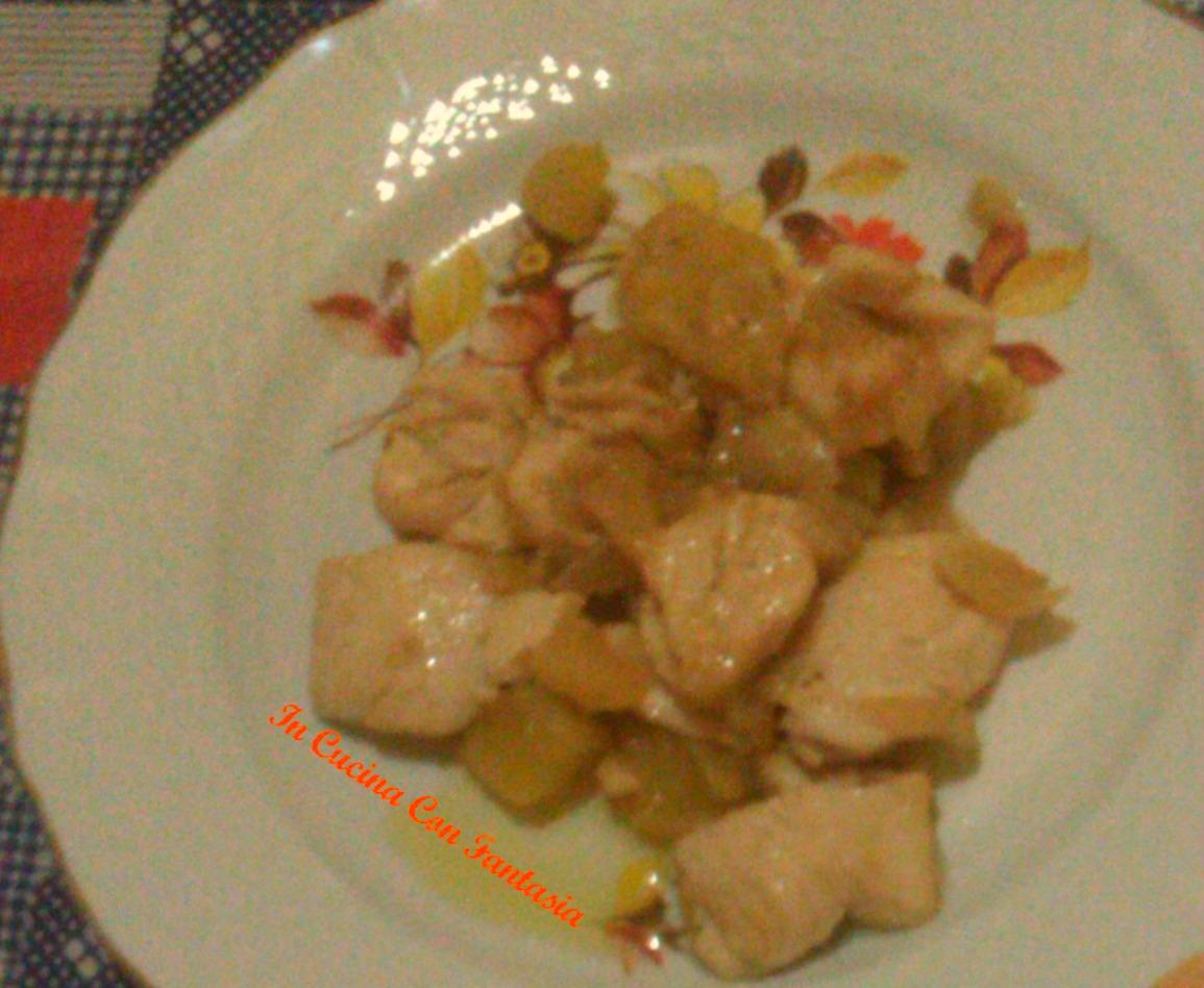 Petto Di Pollo Agrodolce 1