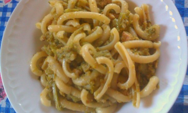 Spaccarelle Con Broccoli E Tonno