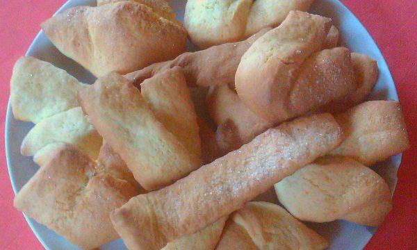Biscotti Al Latte