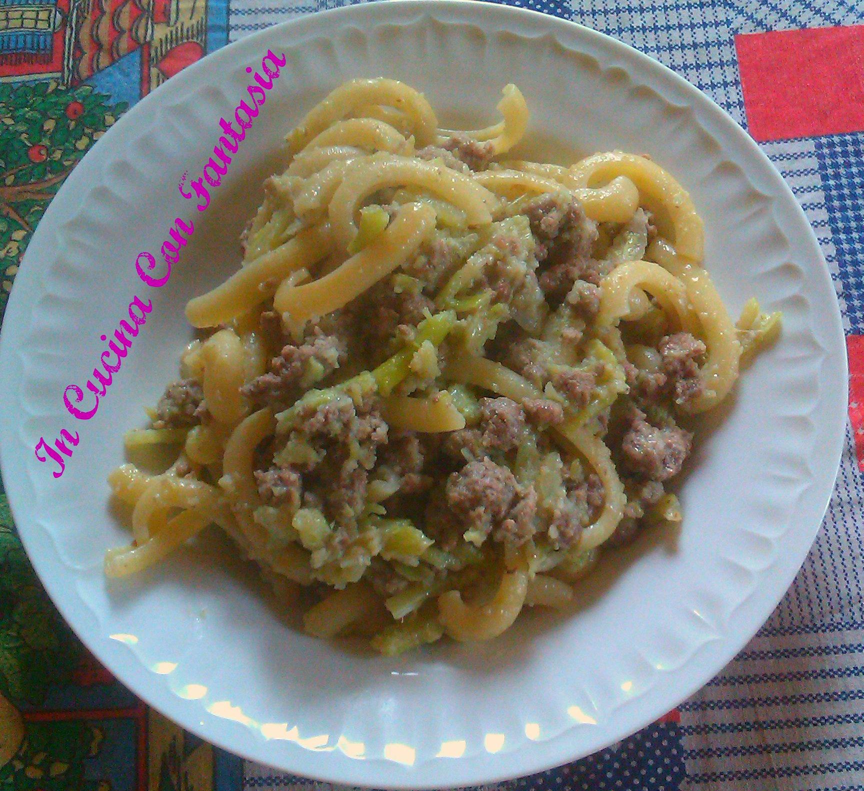 spaccarella con carne macinata e cavolfiore 1