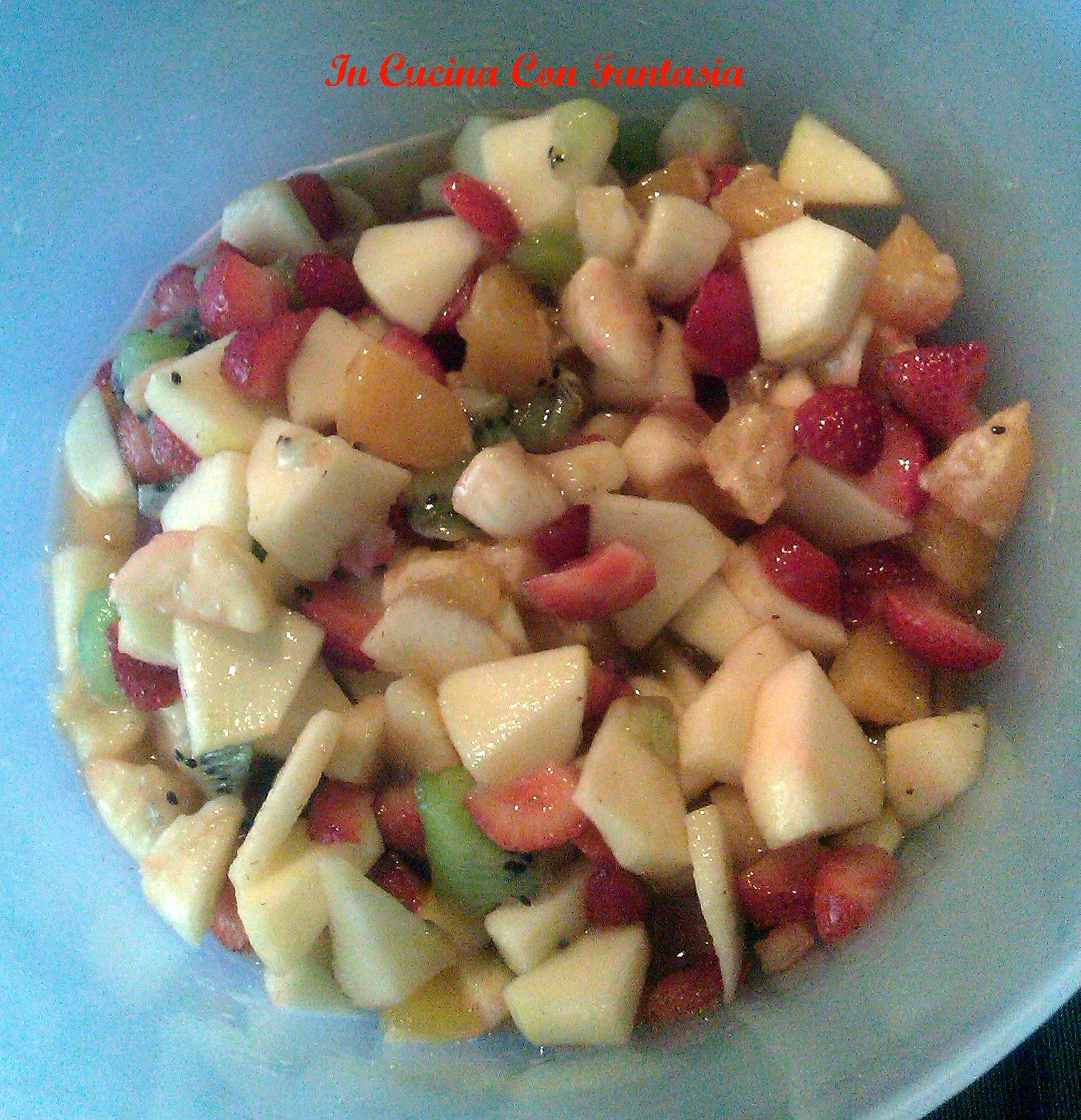 macedonia di frutta 1