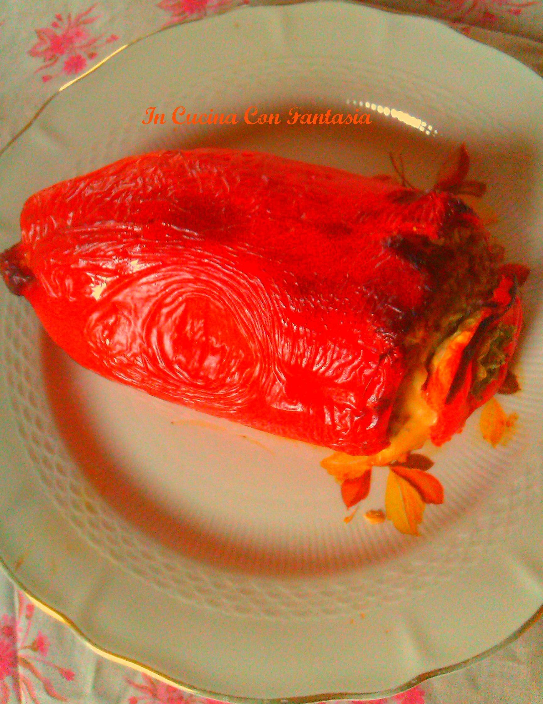 peperone rosso ripieno 1