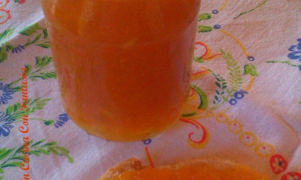 Marmellata Alla Frutta Mista(Arance,Limone E Pesche)