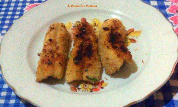 Fettine Di Spatola Impanate