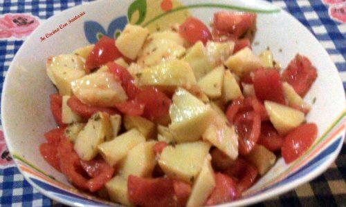 Insalata Di Patate E Pomodori