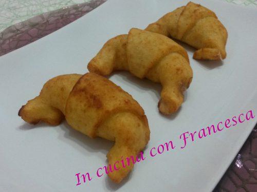 Cornetti di patate