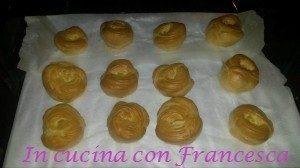 Pasta choux ( bignè)