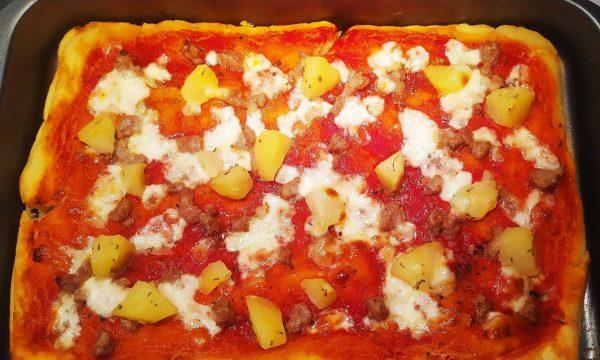 Pizza impasto Bonci