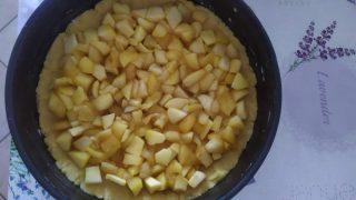 Sbriciolata alle mele