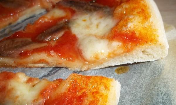 PIZZA NAPOLETANA impasto base