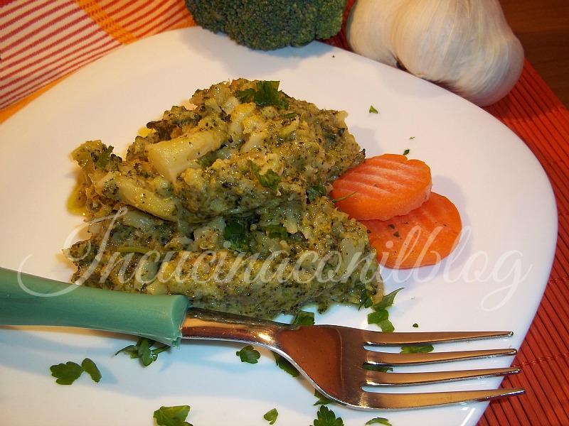 pasticcio di broccoli 2