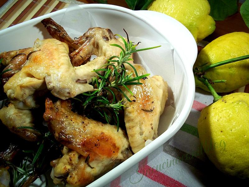 pollo al forno marinato al limone 2