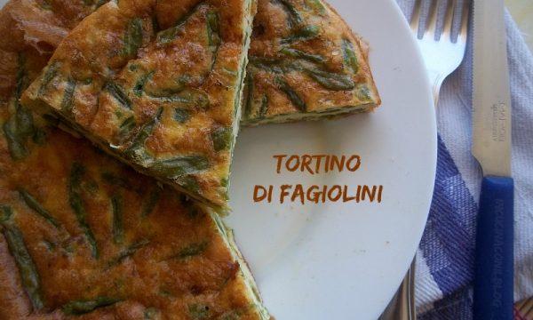 TORTINO DI FAGIOLINI