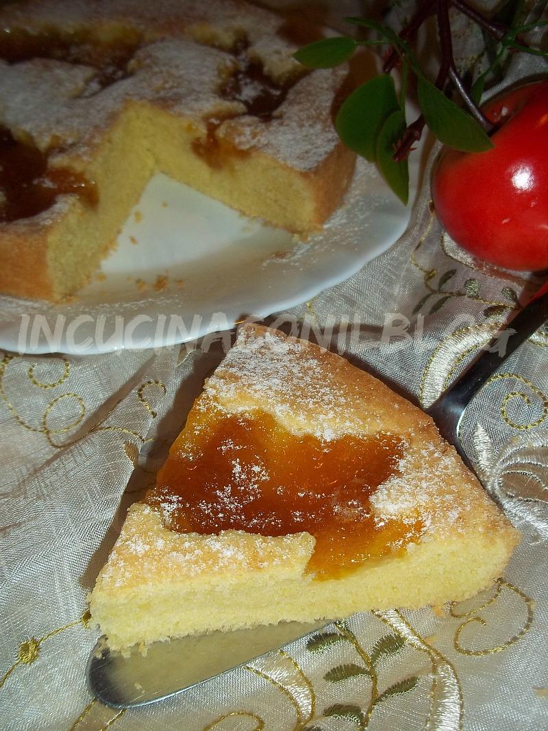 Amato TORTA CON MARMELLATA NELL'IMPASTO   In Cucina Con il Blog TZ76