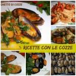 RICETTE CON LE COZZE