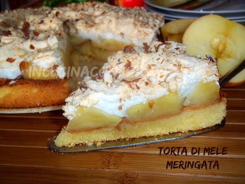Torta di mele bimby giallo zafferano