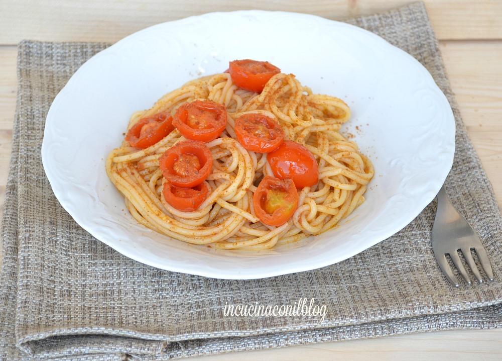 Spaghetti Con La Bottarga Ricette Con La Bottarga | Share The ...