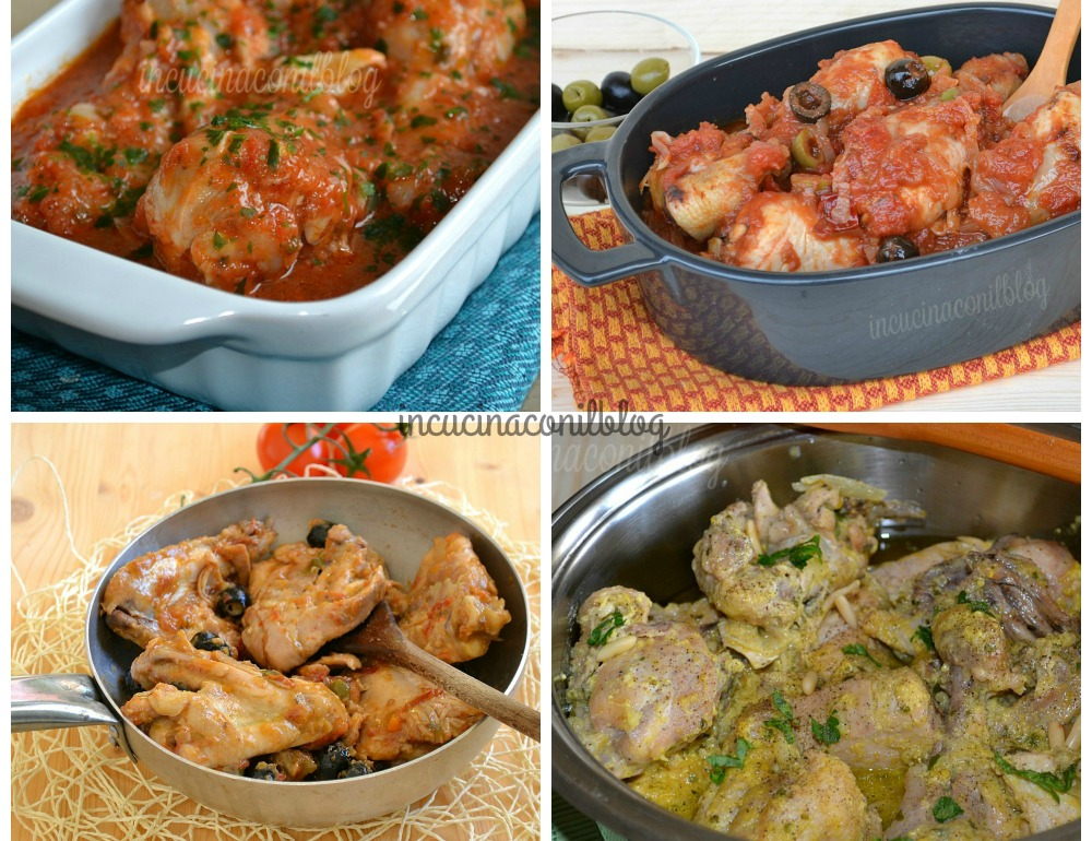Ricette per cucinare il pollo in cucina con il blog for Per cucinare 94