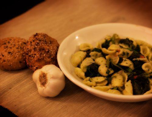 Orecchiette & cime di rapa, ricetta tradizionale