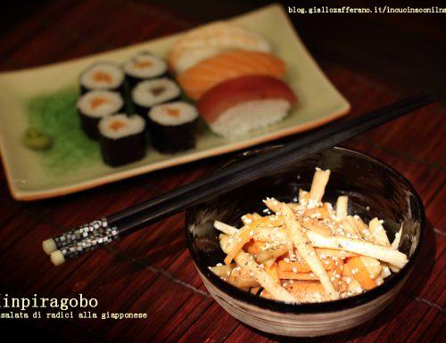 Kinpira gobo: insalata di radici alla giapponese, ricetta etnica