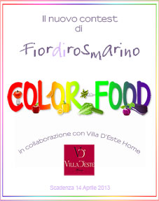 banner color food