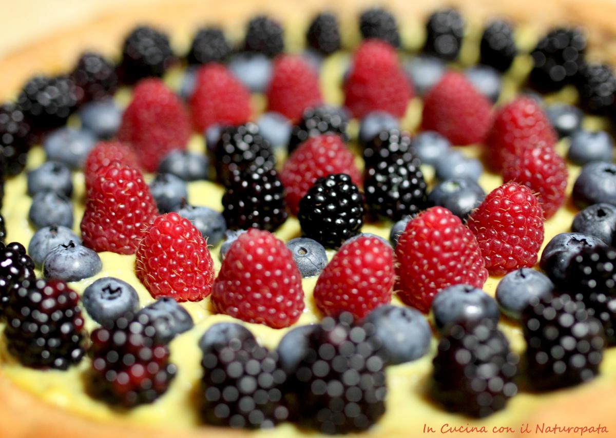 Crostata ai frutti di bosco