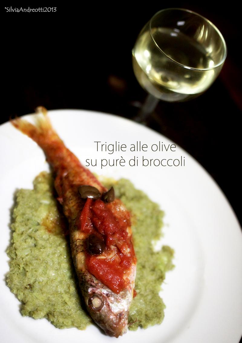 triglie alle olive
