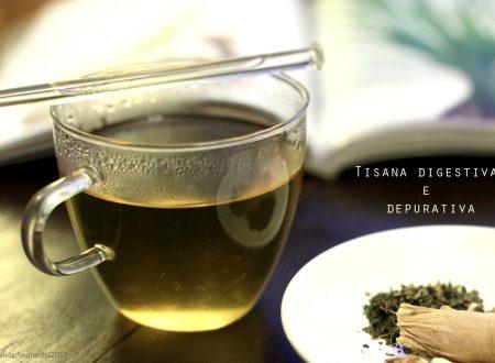 Tisana digestiva depurativa
