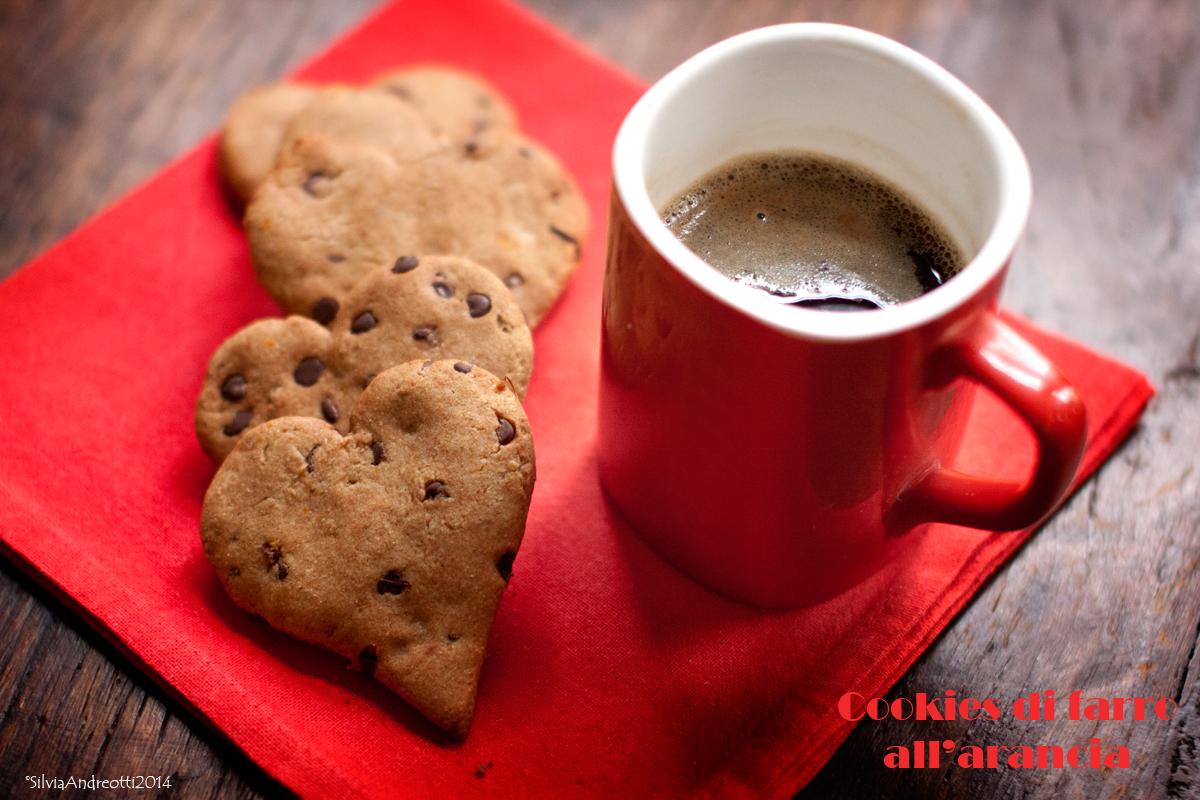 cookies di farro
