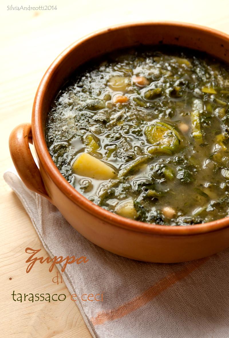 zuppa di tarassaco