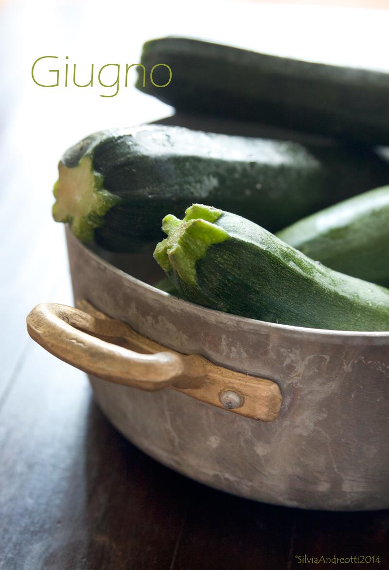 Giugno frutta e verdura di stagione